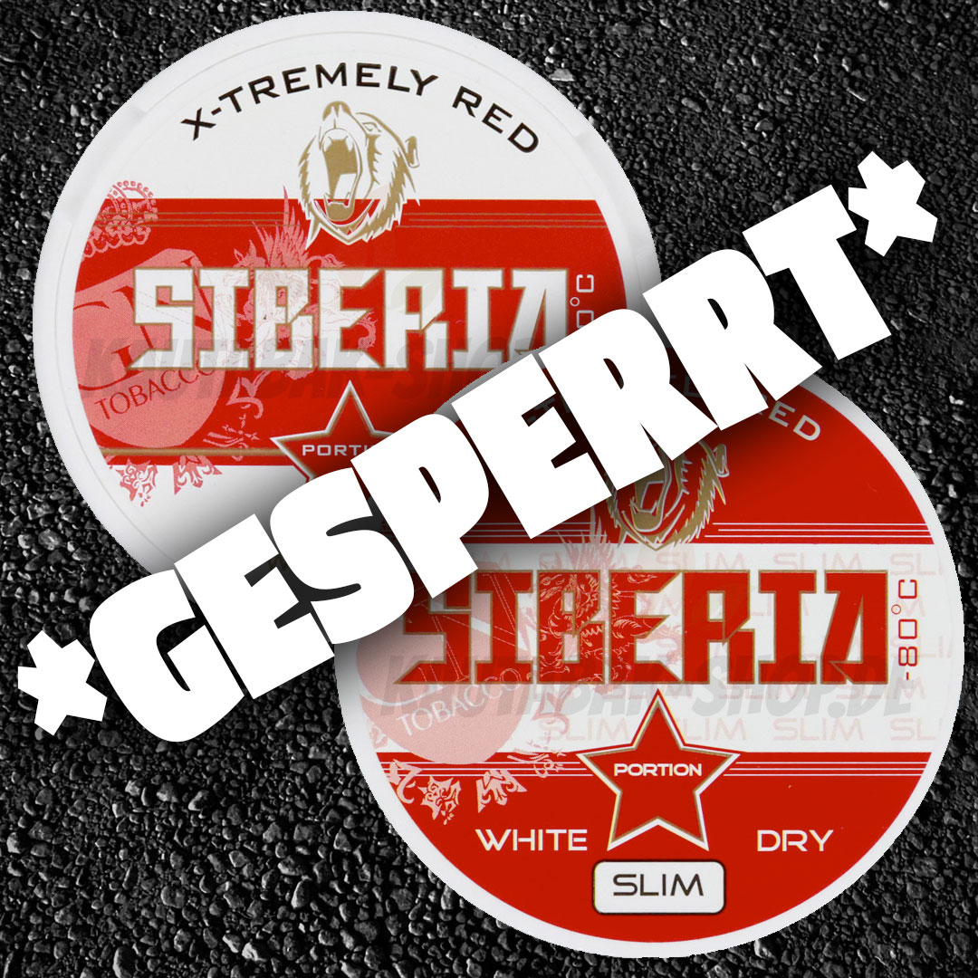 Siberia -80° GESPERRT