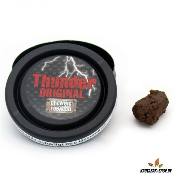Kautabak Thunder Original (lose) 37g