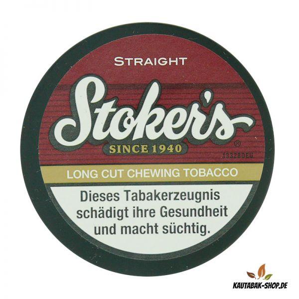 Kautabak Stoker`s Straight Long Cut 34g