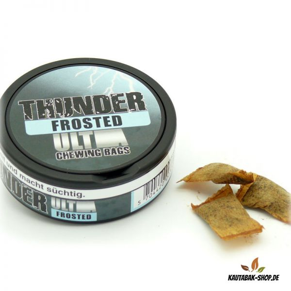 Kautabak Thunder Ultra Frosted 17,6g