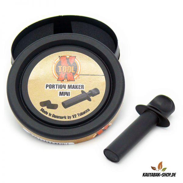 Kautabak Portionierer X-Tool mini