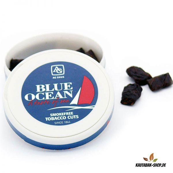 Kautabaksticks AG Snus Blue Ocean 16g