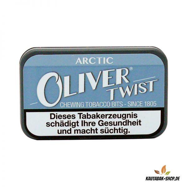 Kautabaksticks Oliver Twist Arctic 7g