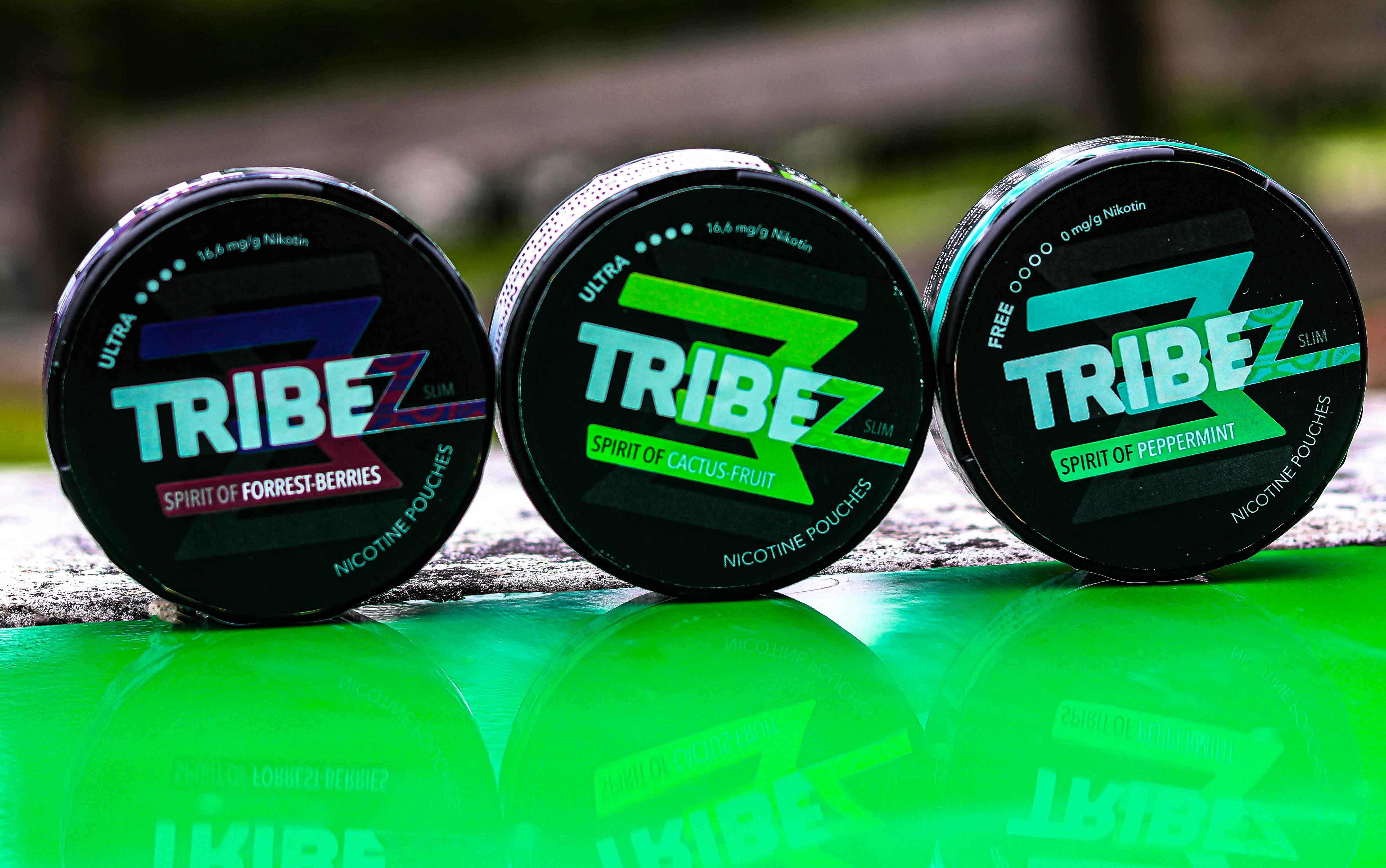 2021-07-15 | TRIBEZ 3 plus 2 Aktion